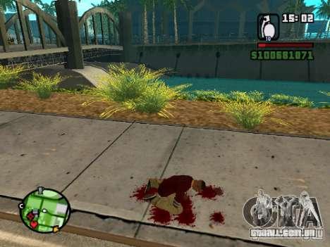 Real Dead para GTA San Andreas