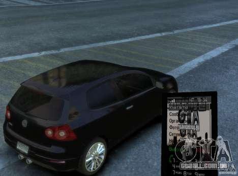 Tema GTAViceCity.RU para GTA 4 terceira tela