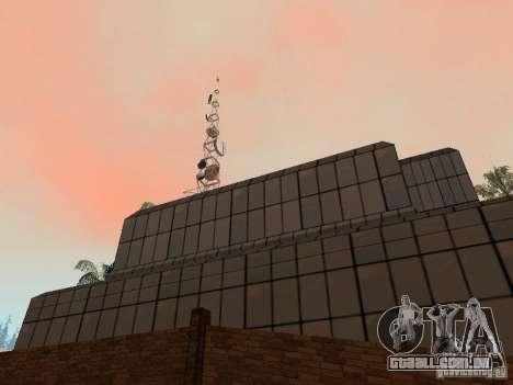 O novo hospital em Los Santos para GTA San Andreas segunda tela