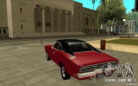 Dodge Charger R/T 1969 para GTA San Andreas