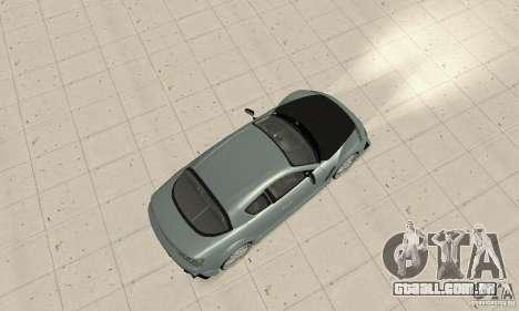 Mazda RX-8 Tuning para GTA San Andreas vista traseira