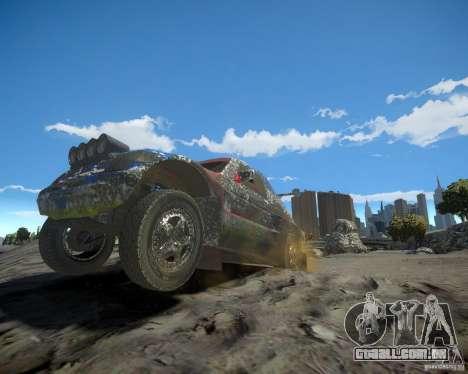 Mitsubishi Pajero Proto Dakar EK86 para GTA 4 rodas