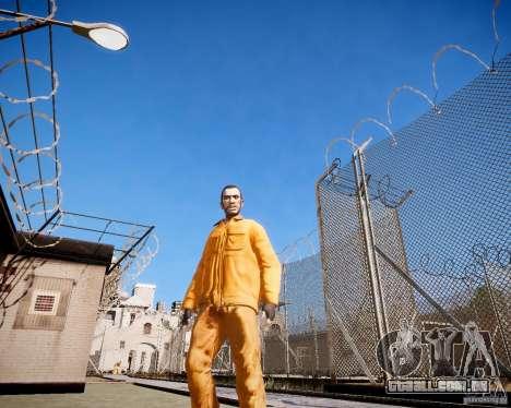 The prison Rob para GTA 4 terceira tela