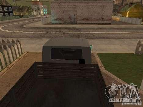Hyundai Porter Board para GTA San Andreas vista direita