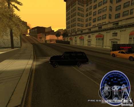 Perenniel Speed Mod para GTA San Andreas