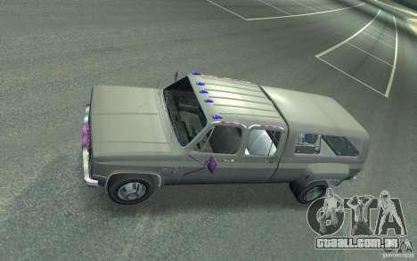 Chevrolet Silverado para GTA 4