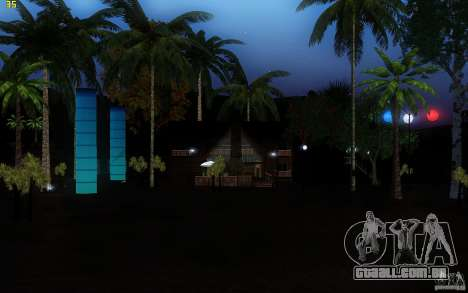 New Country Villa para GTA San Andreas segunda tela