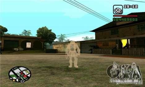 Effects of Predator v 1.0 para GTA San Andreas terceira tela