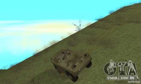 BRDM-1 pele 3 para GTA San Andreas