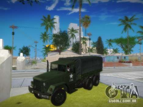 AM General M35A2 para GTA San Andreas