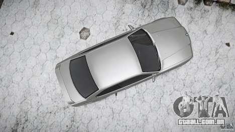 BMW E36 328i v2.0 para GTA 4 vista superior