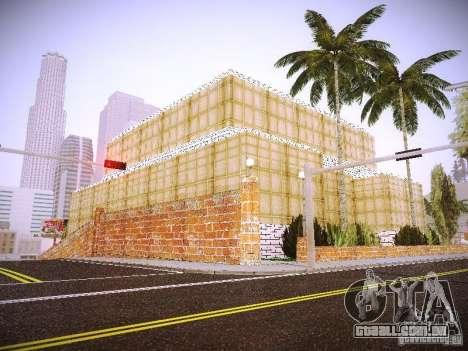 O novo hospital de Los Santos para GTA San Andreas oitavo tela