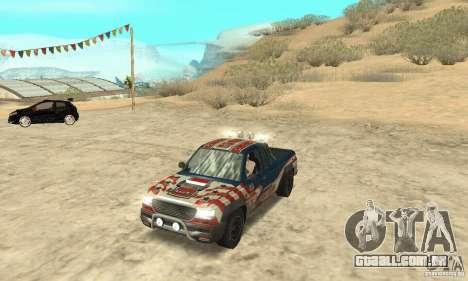 Nevada v1.0 FlatOut 2 para GTA San Andreas