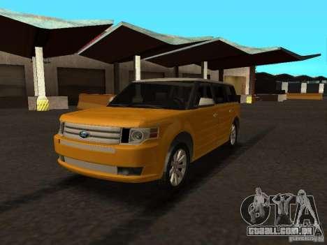 Ford Flex para GTA San Andreas