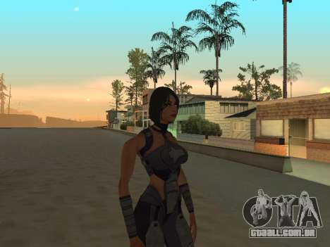 Archlight Deadpool The Game para GTA San Andreas segunda tela