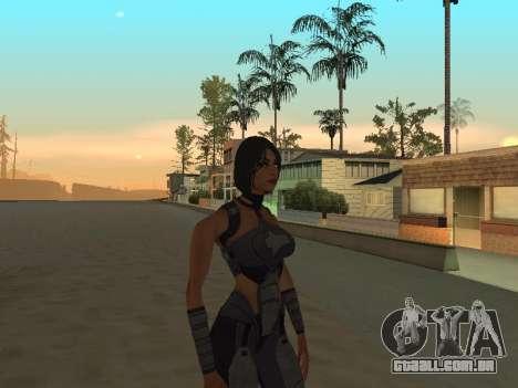 Archlight Deadpool The Game para GTA San Andreas segunda tela