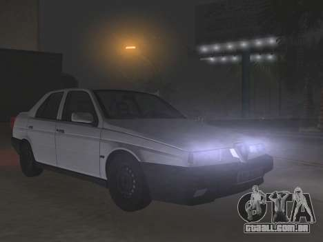 Alfa Romeo 155 Entry 1992 para GTA Vice City