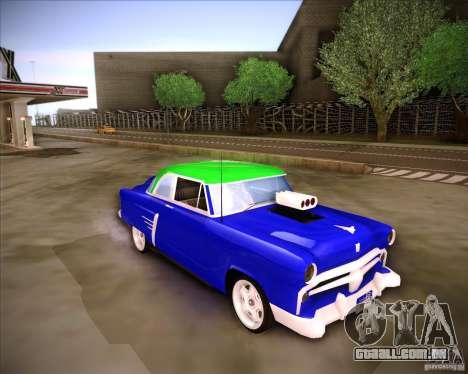 Smith Mainline para GTA San Andreas esquerda vista