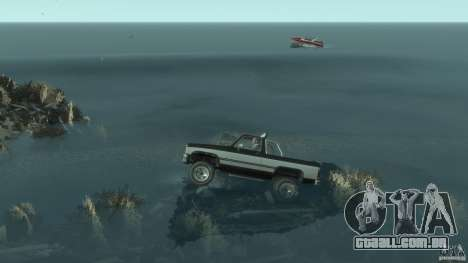 4x4 Trail Fun Land para GTA 4 sexto tela