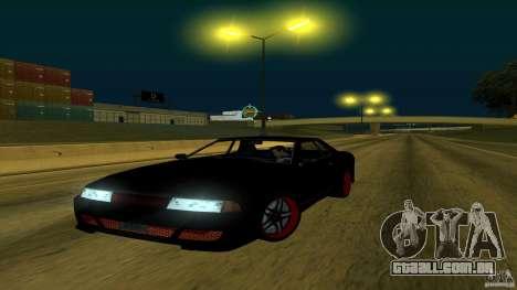 New elegy v1.0 para GTA San Andreas