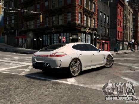 Gemballa Mistrale Concept 2011 para GTA 4 esquerda vista