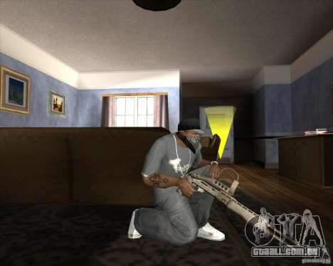 Jarra Mono Arsenal v1.2 para GTA San Andreas