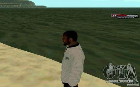 Jamaicano pele HD para GTA San Andreas segunda tela