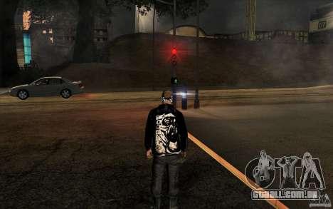 Lensflare para GTA San Andreas sétima tela