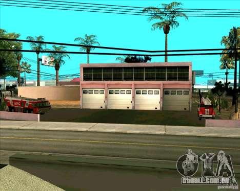 Veículos estacionados v 2.0 para GTA San Andreas oitavo tela