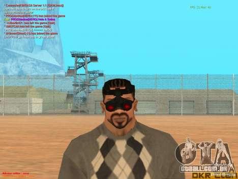 NV Goggles para GTA San Andreas