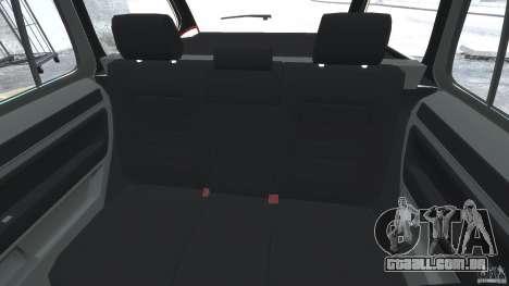 Skoda Octavia Scout Paramedic [ELS] para GTA 4 vista superior