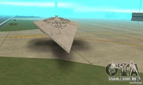 Executor Class Stardestroyer para GTA San Andreas