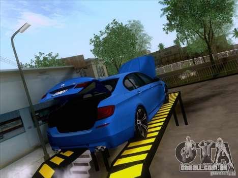 Auto Estokada v1.0 para GTA San Andreas sexta tela