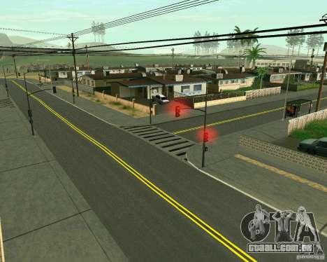 GTA 4 Road Las Venturas para GTA San Andreas twelth tela