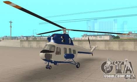 Mi-2 canais para GTA San Andreas