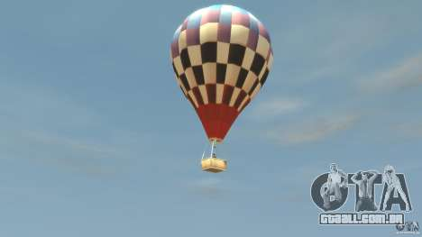 Balloon Tours option 2 para GTA 4 esquerda vista