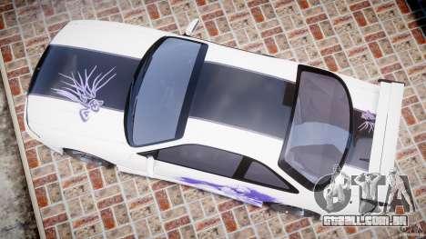 Nissan Silvia S14 [EPM] para GTA 4 vista direita