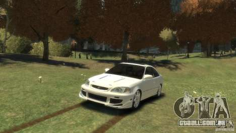 Honda Civic Si 1999 para GTA 4