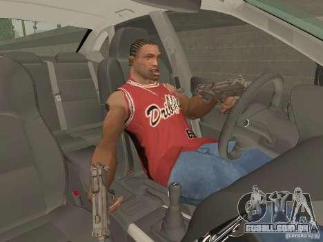 Travão de mão para GTA San Andreas terceira tela