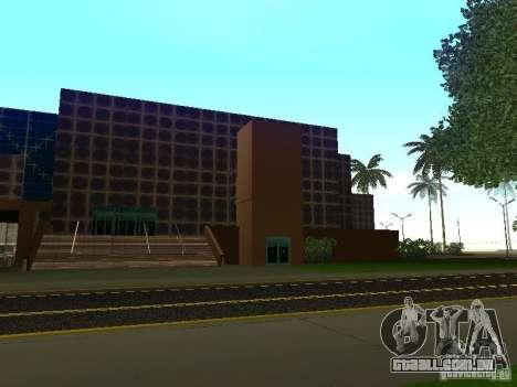 Novo edifício em LS para GTA San Andreas terceira tela