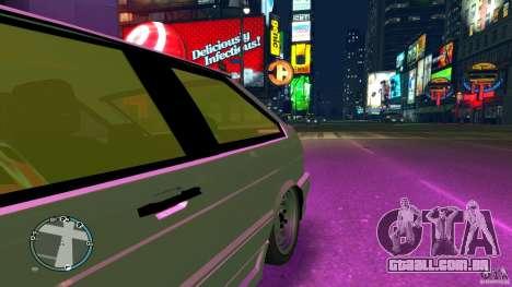 VAZ 2113 para GTA 4 vista direita