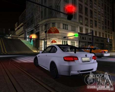 Real World ENBSeries v4.0 para GTA San Andreas nono tela