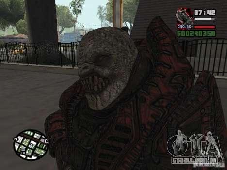 Lokast Theron guarda para GTA San Andreas segunda tela