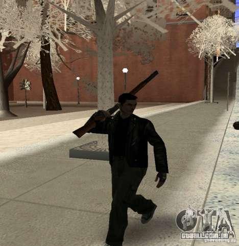 Novas animações de 2012 para GTA San Andreas segunda tela
