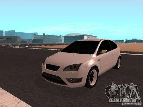 Ford Focus II para GTA San Andreas