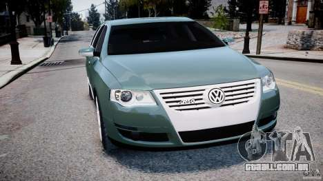 Volkswagen Passat Variant R50 para GTA 4