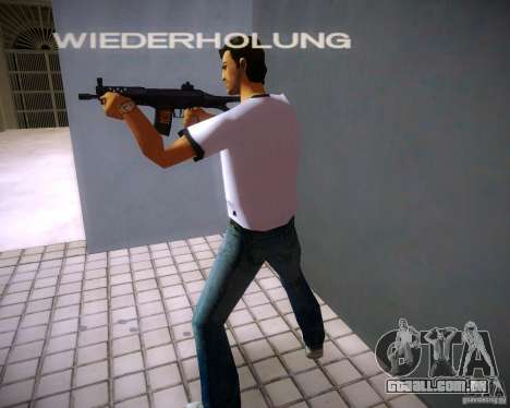 Sig552 para GTA Vice City terceira tela