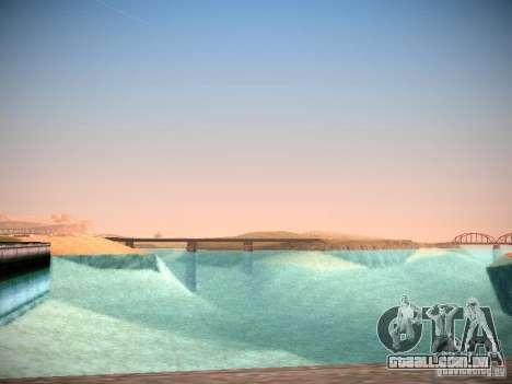 ENBSeries V4 para GTA San Andreas nono tela
