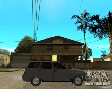 VAZ 2111 para GTA San Andreas vista direita