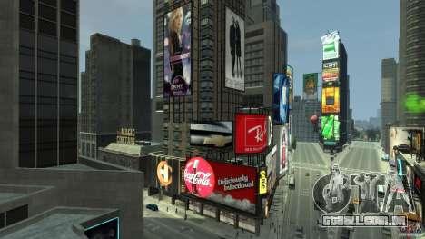 Time Square Mod para GTA 4 oitavo tela